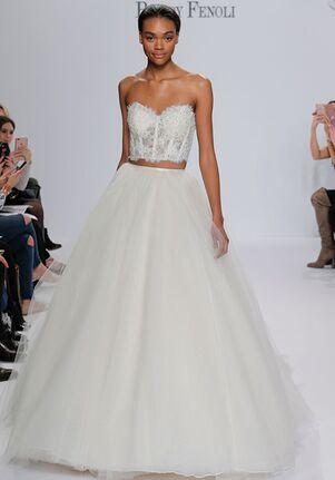 Randy Fenoli 3422 - Jillian Ball Gown Wedding Dress