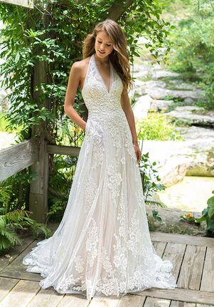 038c720e6956 Halter Wedding Dresses