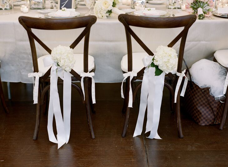 French Country Reception Chairs