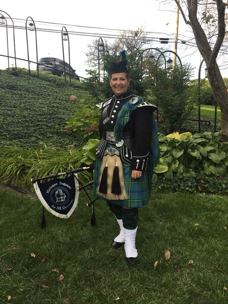 The Michigan Bagpiper - Bagpiper - Troy, MI