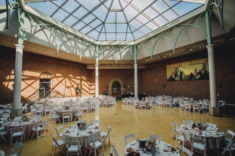 Ohio Reception Ballrooms With A Twist
