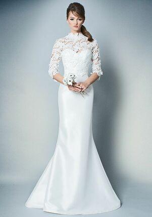 ROMONA New York RB009 + RB009BLOUSE Wedding Dress
