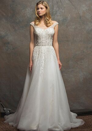 Enaura Bridal Couture ES751 - Aurora A-Line Wedding Dress