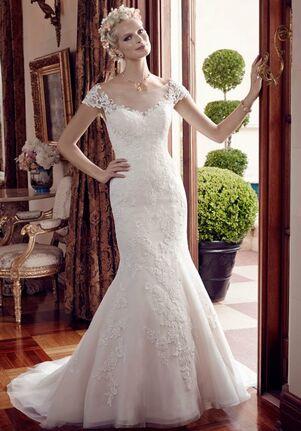 Casablanca Bridal 2192 Mermaid Wedding Dress