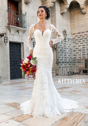 KITTYCHEN GRAZIA, H2021 Mermaid Wedding Dress