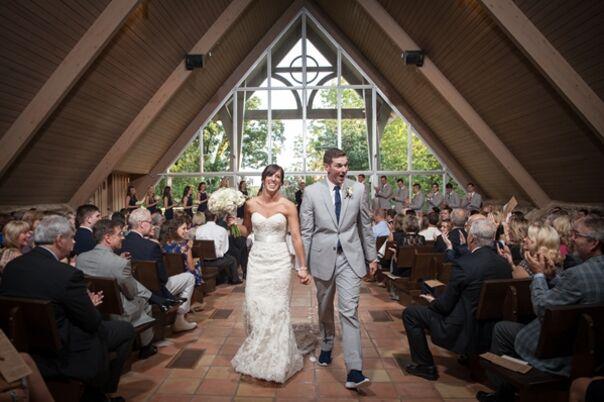 Wedding Reception Venues In Jenks OK