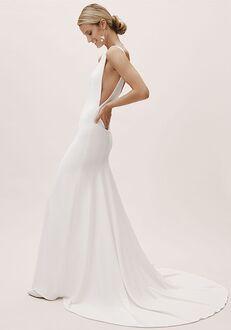 BHLDN Hyde Gown Sheath Wedding Dress