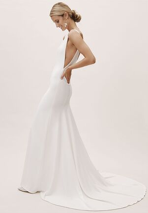 BHLDN Hyde Gown Sheath Wedding Dress