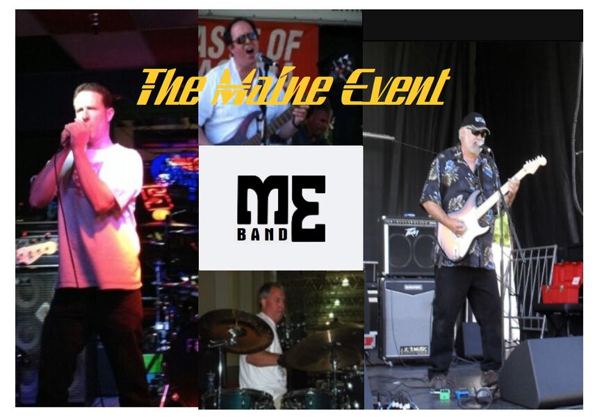 The Maine Event - Cover Band - Tacoma, WA
