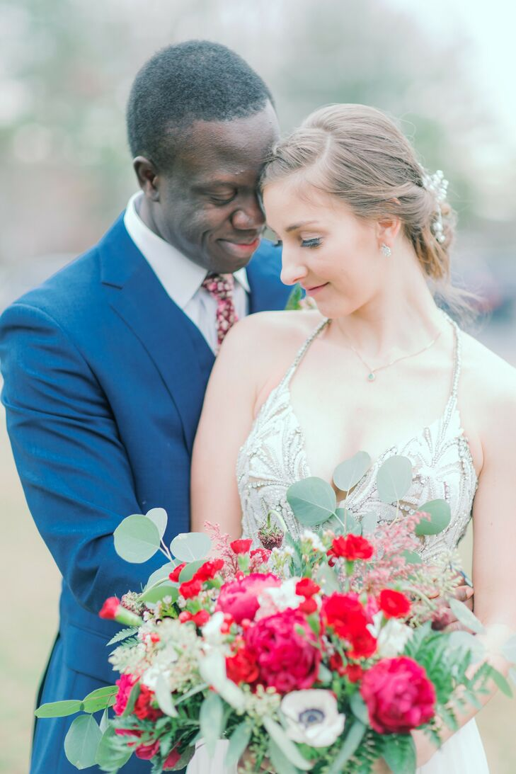 Wedding Day Portraits at The Estate at Independence in Midlothian, Virginia