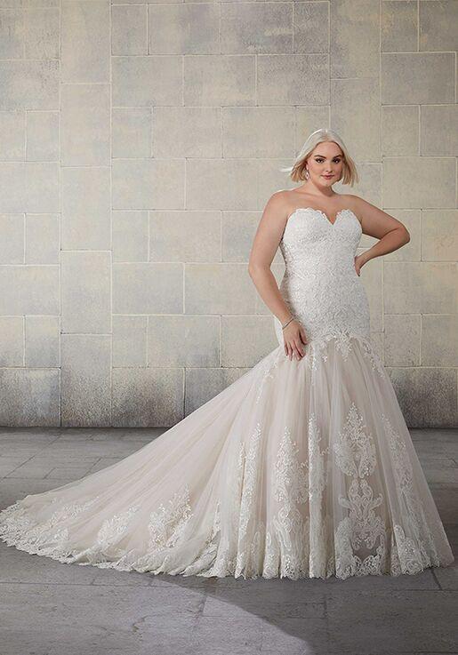 Morilee by Madeline Gardner Soleil 2129 Mermaid Wedding Dress