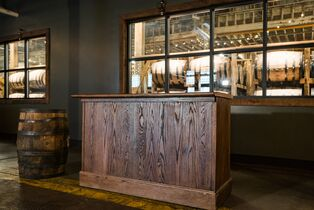 The Oak Room at Nelson's Green Brier Distillery- NES