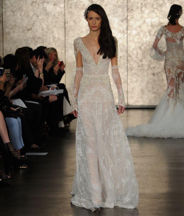 Inbal Dror Wedding Gowns: Inbal Dror Fall/Winter 2016 Collection: Bridal Fashion