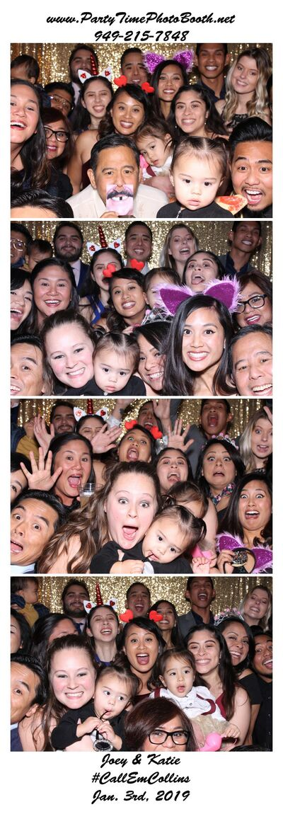 Party Time Photo Booth