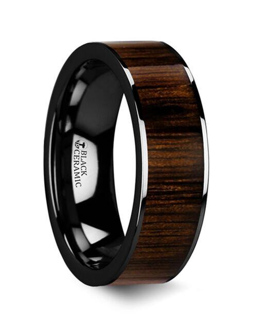 Mens Tungsten Wedding Bands BC5416-BWW Tungsten Wedding Ring