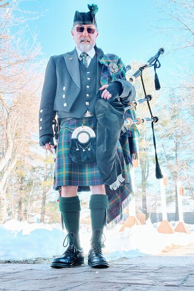 Winter piping 2021