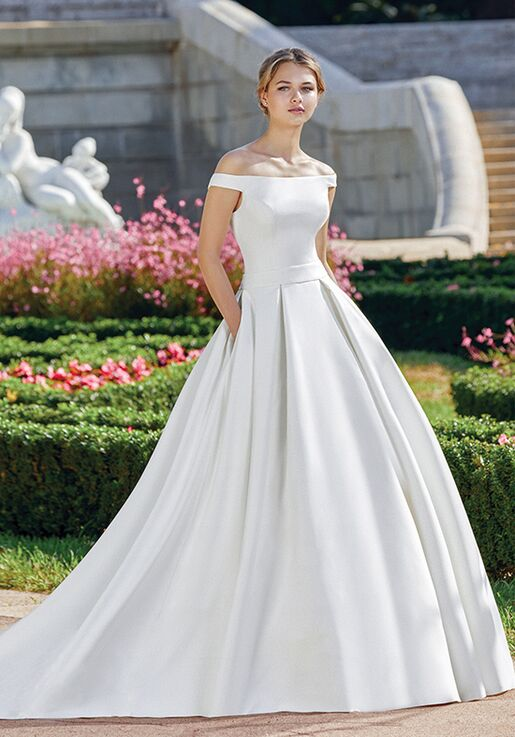 Sincerity Bridal 44122 Ball Gown Wedding Dress