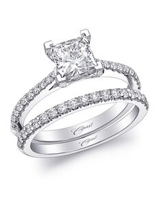 Coast Diamond Classic Cut Engagement Ring