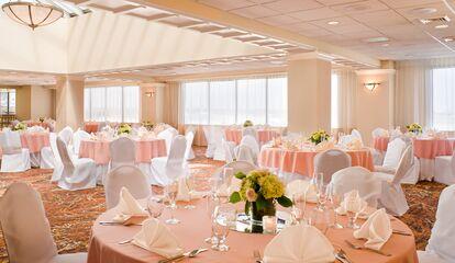 Sheraton Bradley Airport Hotel Reception Venues Windsor