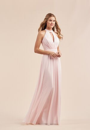 B2 Bridesmaids by Jasmine B213055 Halter Bridesmaid Dress