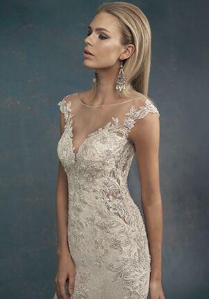 Jasmine Couture T192057 Mermaid Wedding Dress