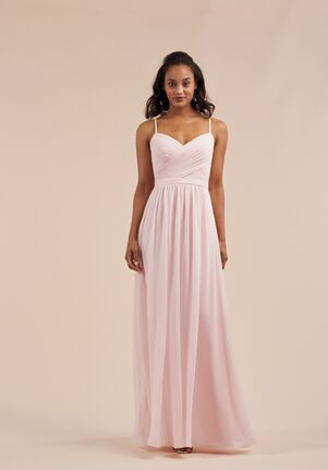B2 Bridesmaids by Jasmine B213058 V-Neck Bridesmaid Dress