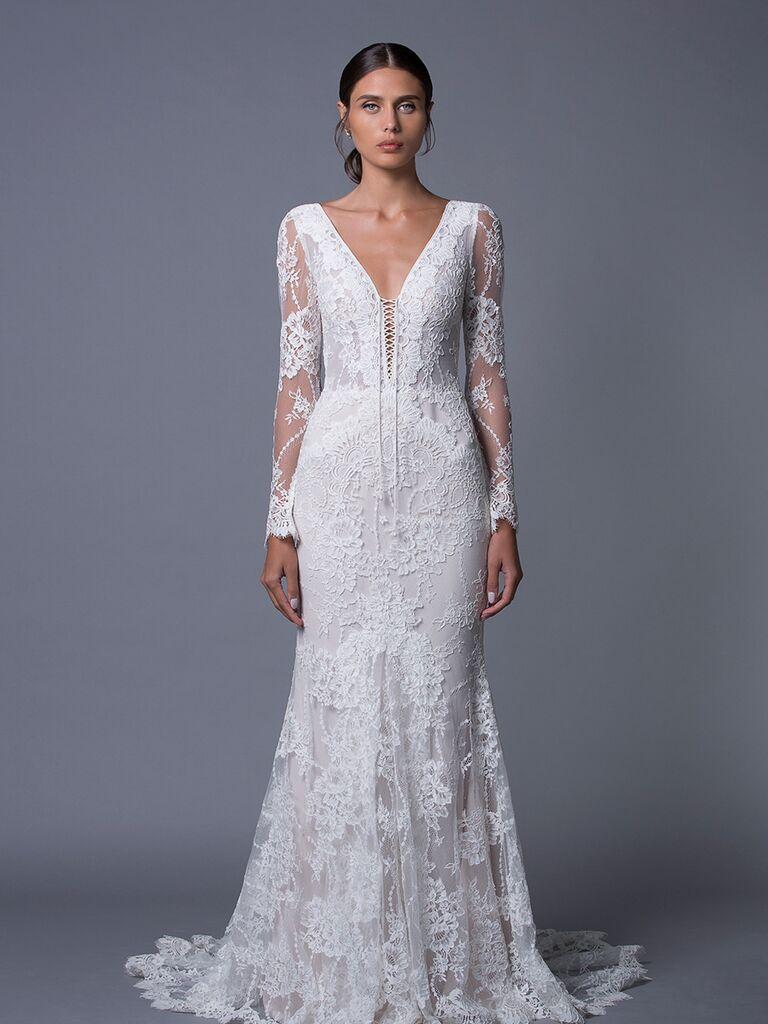 Lihi Hod 'Zoe' wedding dress for Fall 2017