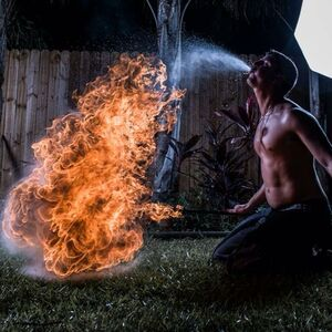 West Palm Beach, FL Fire Dancer | Groovolution