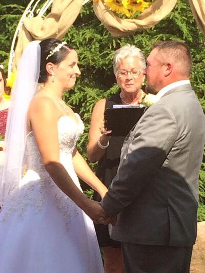 Becoming One Weddings by Barbara Brown