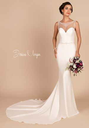 Jessica Morgan MAY, J2068 Mermaid Wedding Dress
