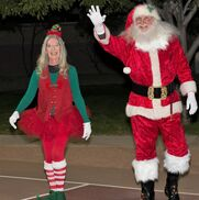 Phoenix, AZ Santa Claus | Santa Terry and Elf Kandy
