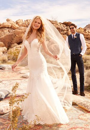 Morilee by Madeline Gardner Rokasana | 2091 Mermaid Wedding Dress