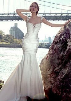 Stephen Yearick KSY83 Mermaid Wedding Dress