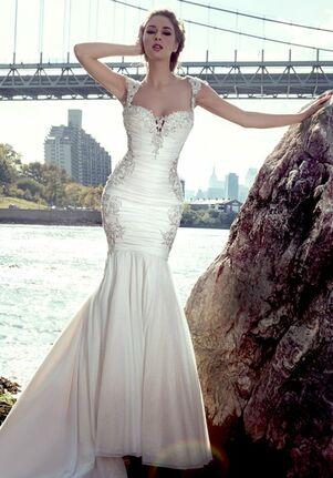 Stephen Yearick KSY83 Mermaid Wedding Dress