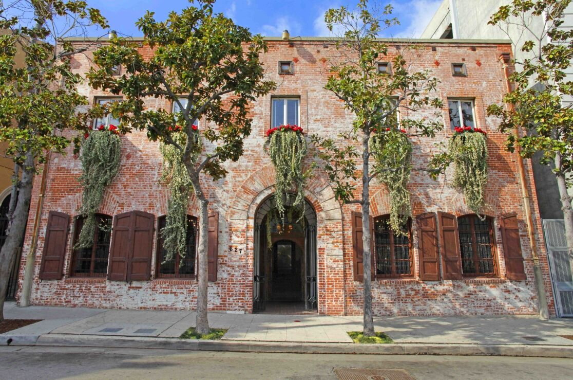 Carondelet House Top Los Angeles Ca Wedding Venue