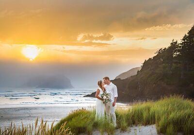 Oregon Beach Ceremonies