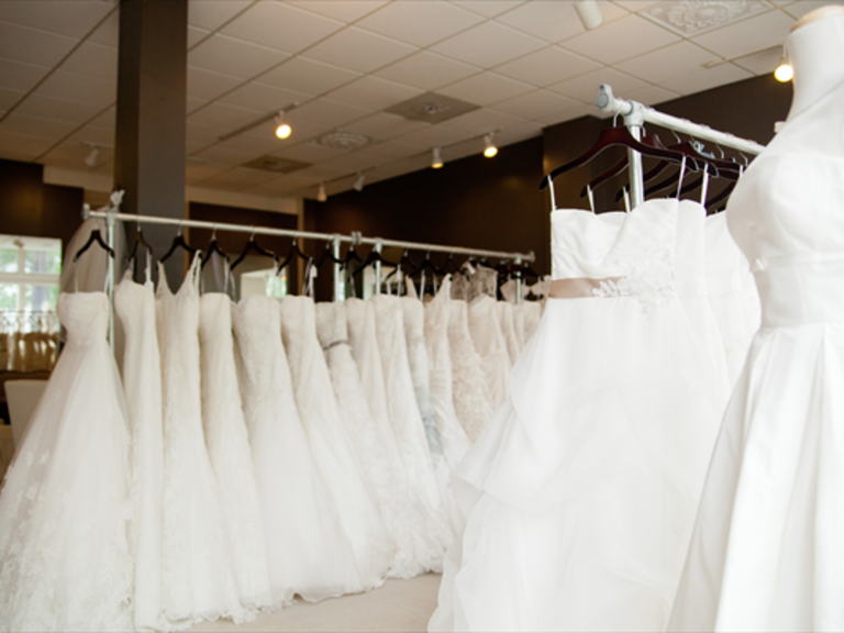 Wedding Dresses in Olympia
