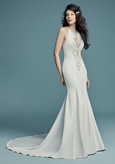 Maggie Sottero Maurelle Sheath Wedding Dress