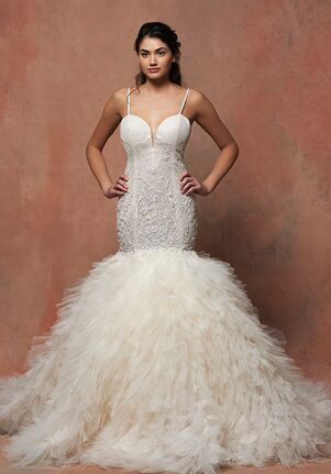 Enaura Bridal Couture EF711 - Cora Mermaid Wedding Dress
