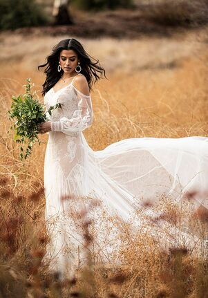 All Who Wander Freya A-Line Wedding Dress
