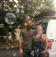 Seattle, WA Bubble Party | Bubble Truck