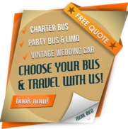 Washington, DC Party Bus | Unlimited Charters