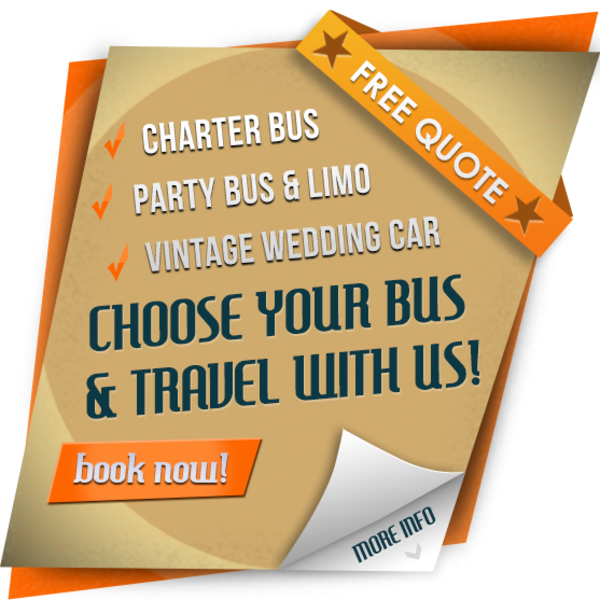 Unlimited Charters - Party Bus - Washington, DC
