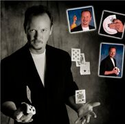 Las Cruces, NM Comedy Magician | Christopher Mitchell Comedy Magician MC