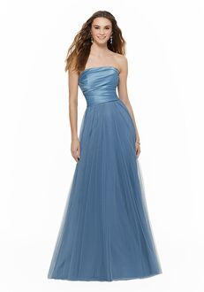 Morilee by Madeline Gardner Bridesmaids Style 21633 Strapless Bridesmaid Dress
