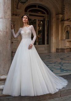 PRONOVIAS PRIVÉE DIETRICH Ball Gown Wedding Dress