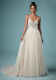 Maggie Sottero MATILDA A-Line Wedding Dress
