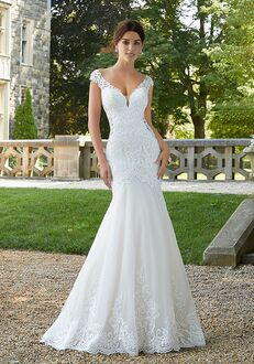Morilee by Madeline Gardner/Blu Shirley 5815 Mermaid Wedding Dress