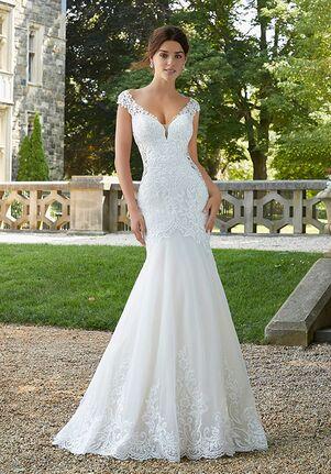 Morilee by Madeline Gardner/Blu Shirley 5815 Mermaid Wedding Dress