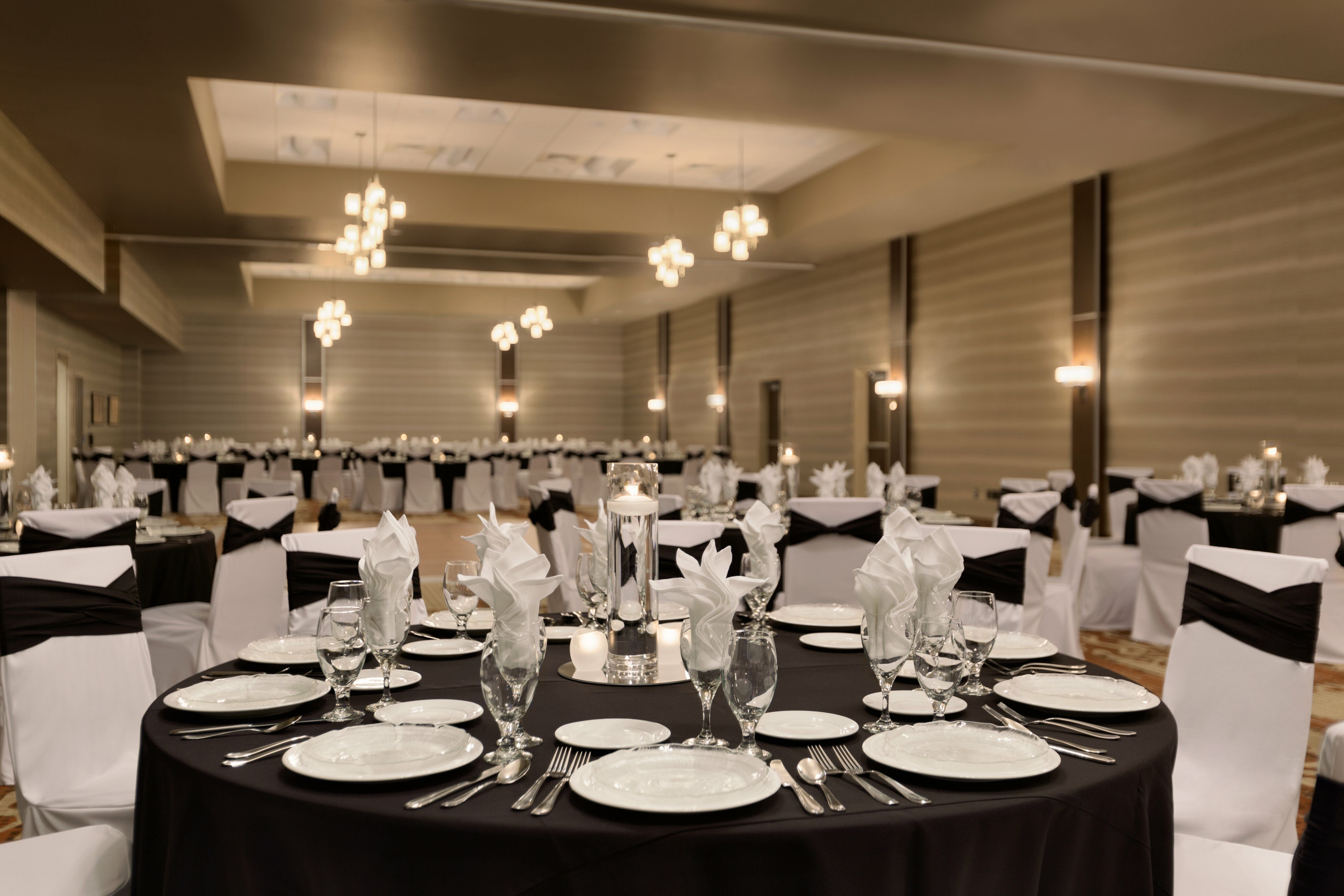 Wedding reception venues in cleveland oh the knot embassy suites by hilton akron canton junglespirit Image collections